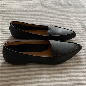 J Crew pointy loafers